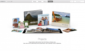 Projects for Photos OSX