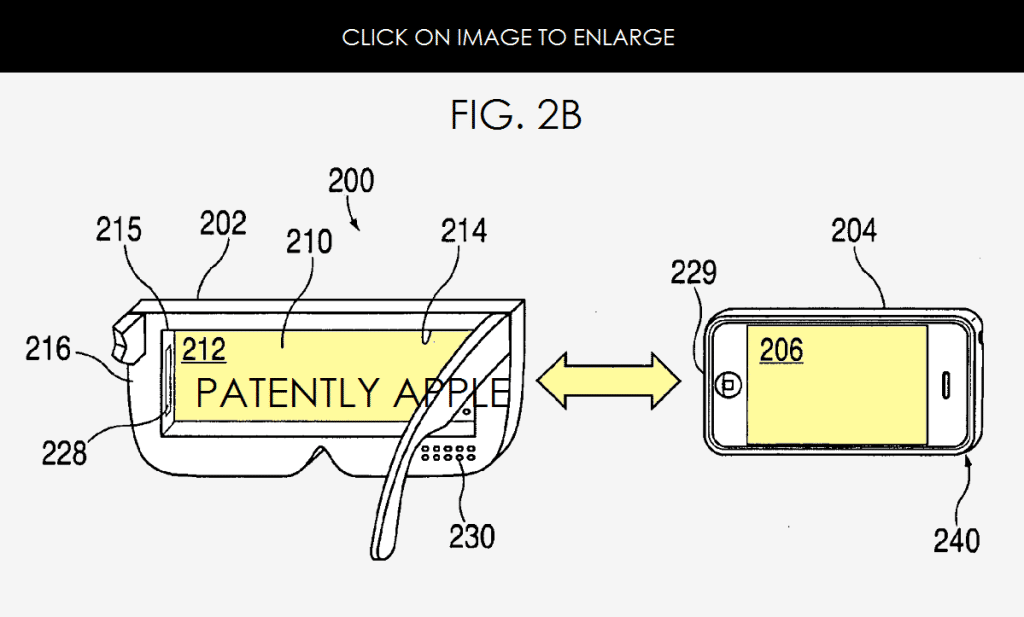 Apple Virtual Reality Headset Patent