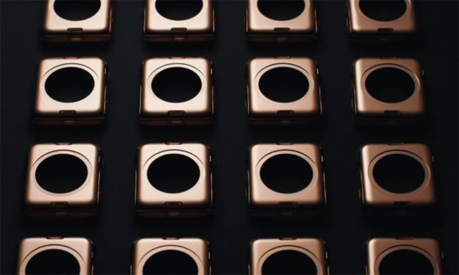 Apple Watch Gold Hardening Process