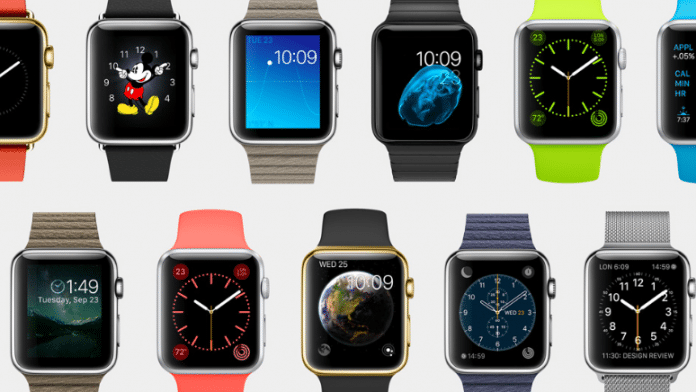 Faces: Apple Watch