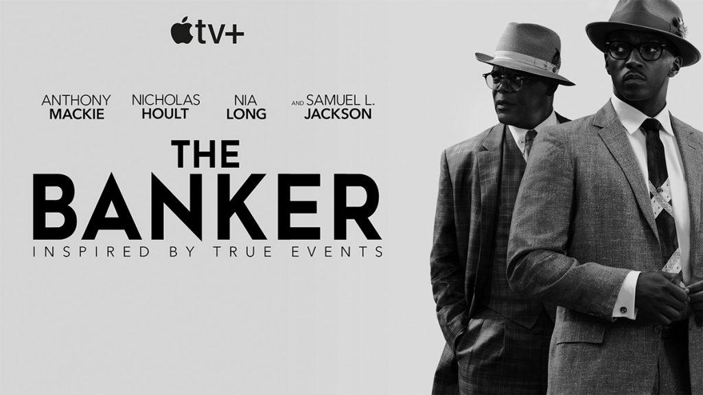 The Banker Key Art Apple TV Plus