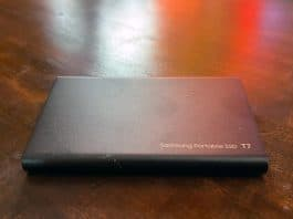 Samsung T7 Portable SSD Review