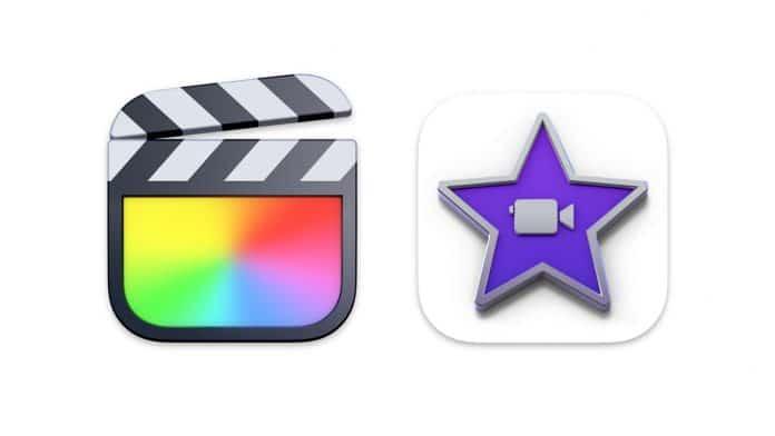 Final Cut and iMovie logo