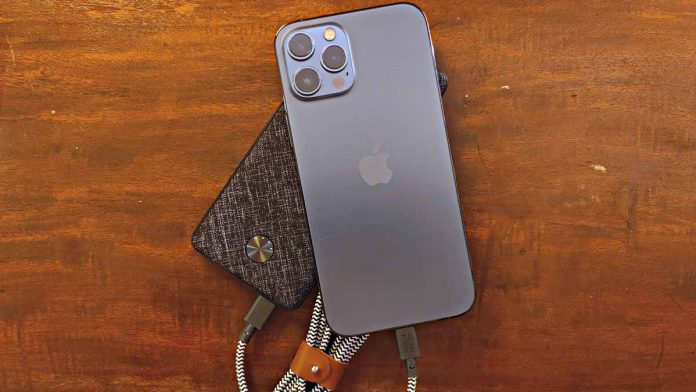 iPhone is a power bank