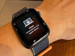 Apple Watch Auto Unlock Feature