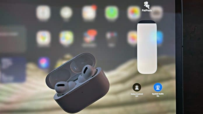 Spatial Audio AirPods Pro