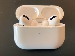 The AirPods Pro