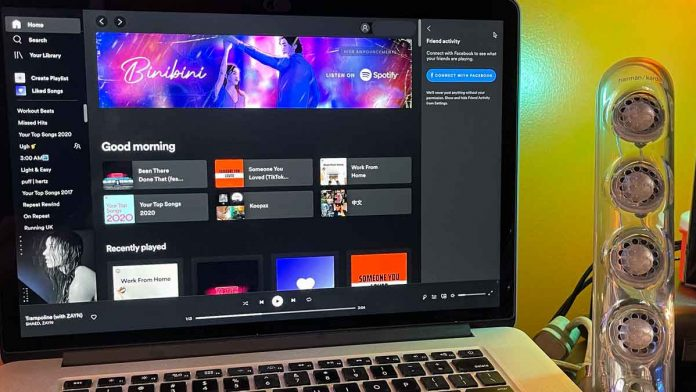 Spotify Podcast Service
