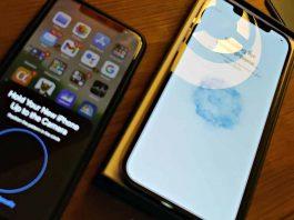 Upgrading new iPhone.